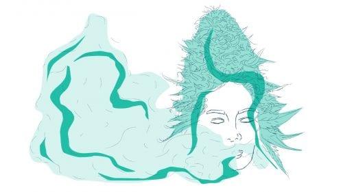 Cannabis Mujer - Imagen por Ilona Szentivanyi. Todos los derechos reservados a El Planteo y Benzinga.