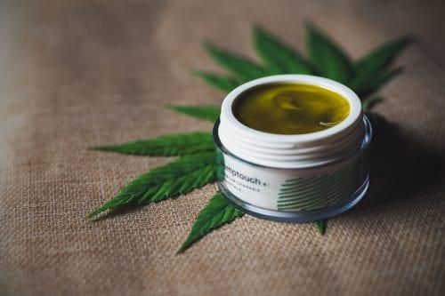 Cremas de Cannabis