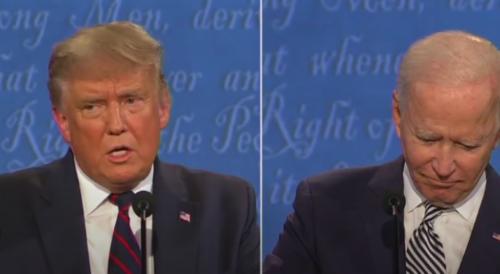 debate presidencial trump biden