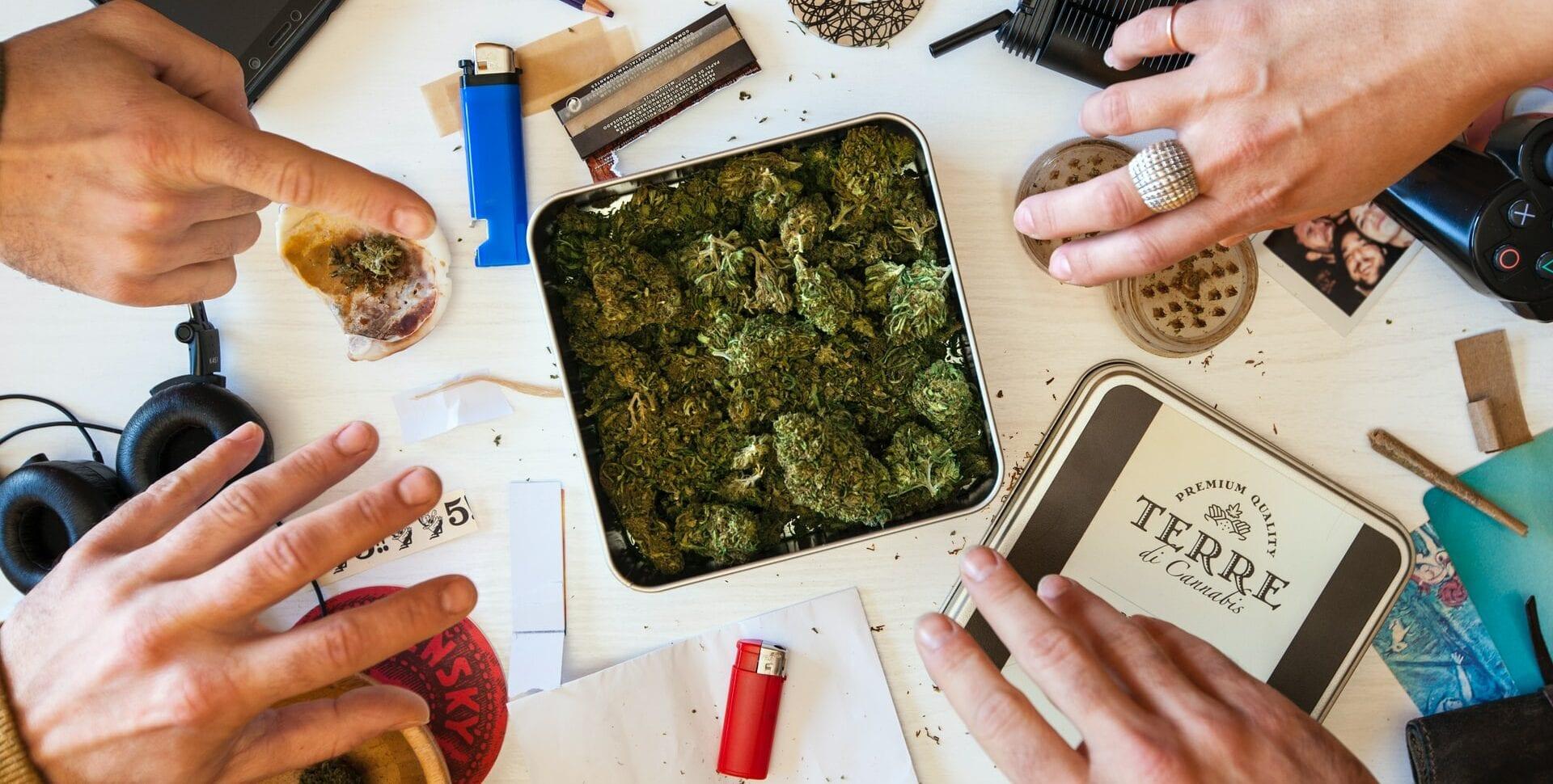 marihuana covid