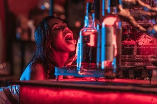 psilocibina alcohol