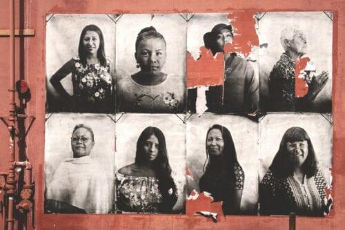 articular mujeres migrantes