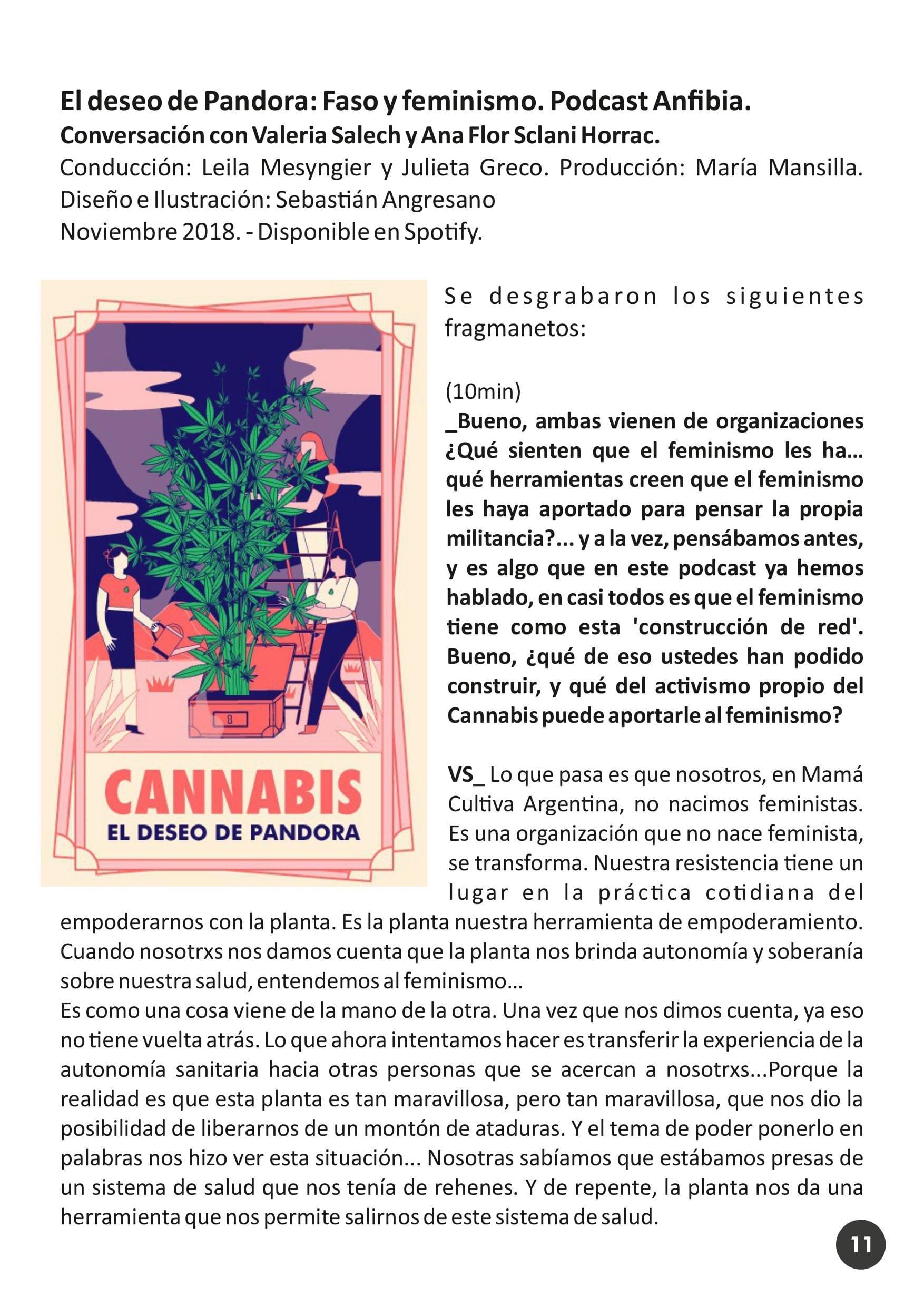 fanzine marihuana