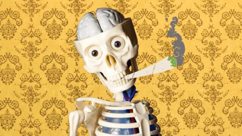 muerte marihuana