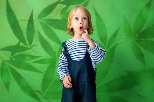 hijos marihuana niños cannabis