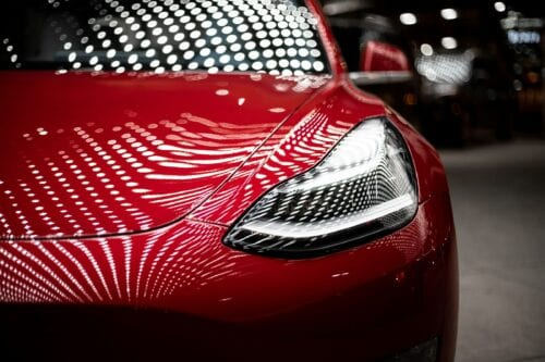 Geely Tesla