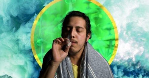 fumar hongos