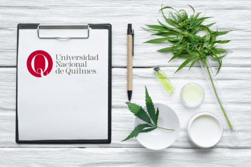 posgrado cannabis universidad quilmes