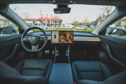 tesla autopilot pure vision