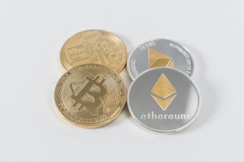 bitcoin ethereum criptomonedas