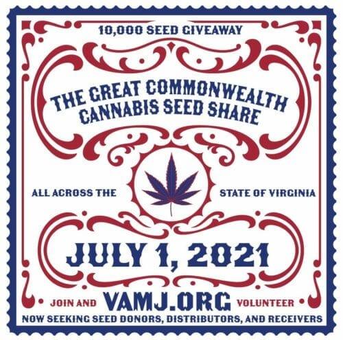 virginia marihuana semillas