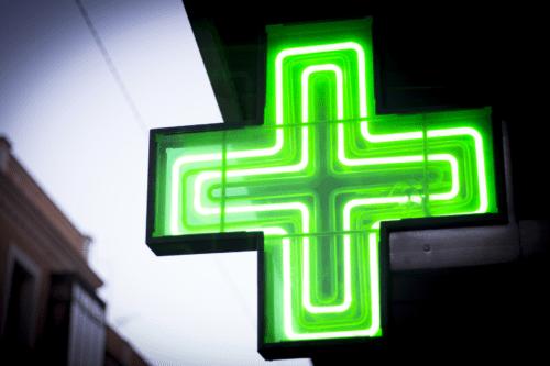 thc cannabis farmacias