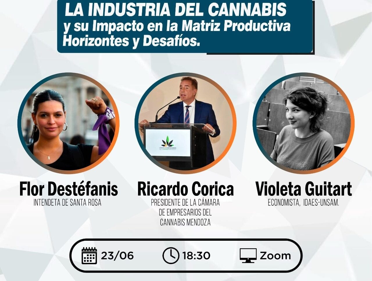 charla cannabis argentina