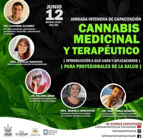capacitación cannabis san luis