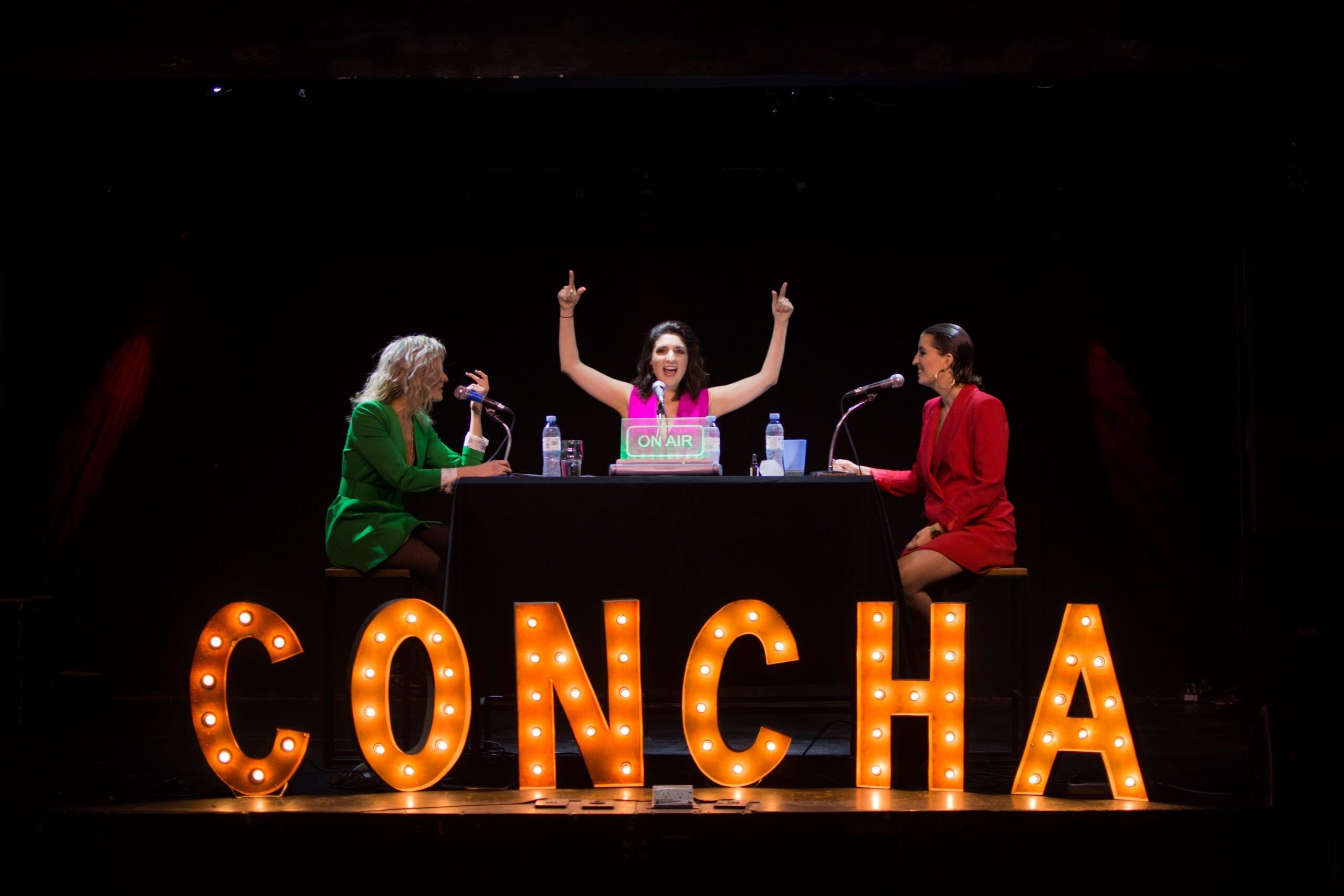 concha podcast conchapodcast