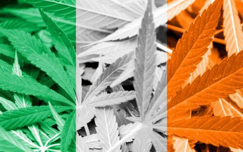 irlanda marihuana cannabis medicinal
