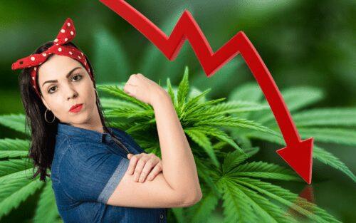mujeres industria cannabis