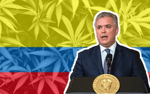 marihuana colombia cannabis iván duque