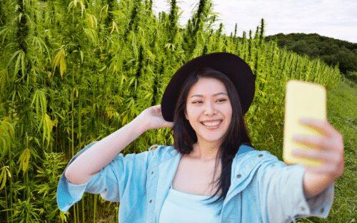 generación z marihuana