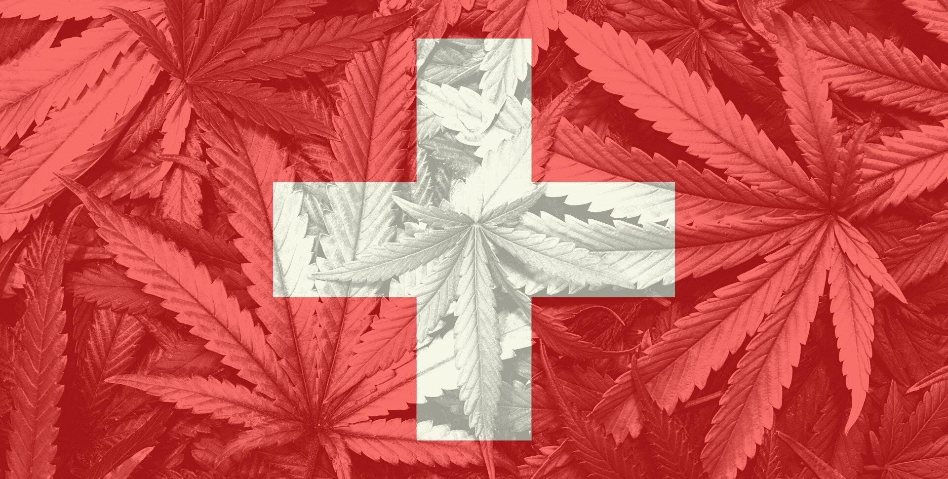 suiza cannabis