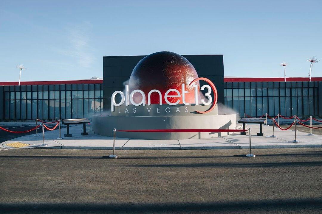 planet 13 cannabis