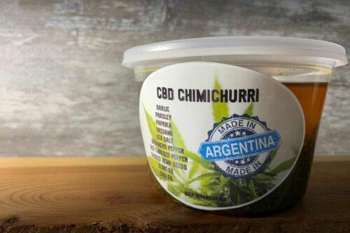 chimichurri marihuana