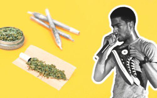kid kudi porros marihuana