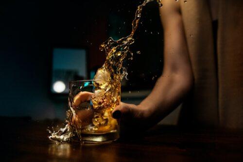 alcohol cbd