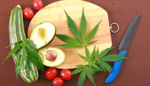 marihuana cruda