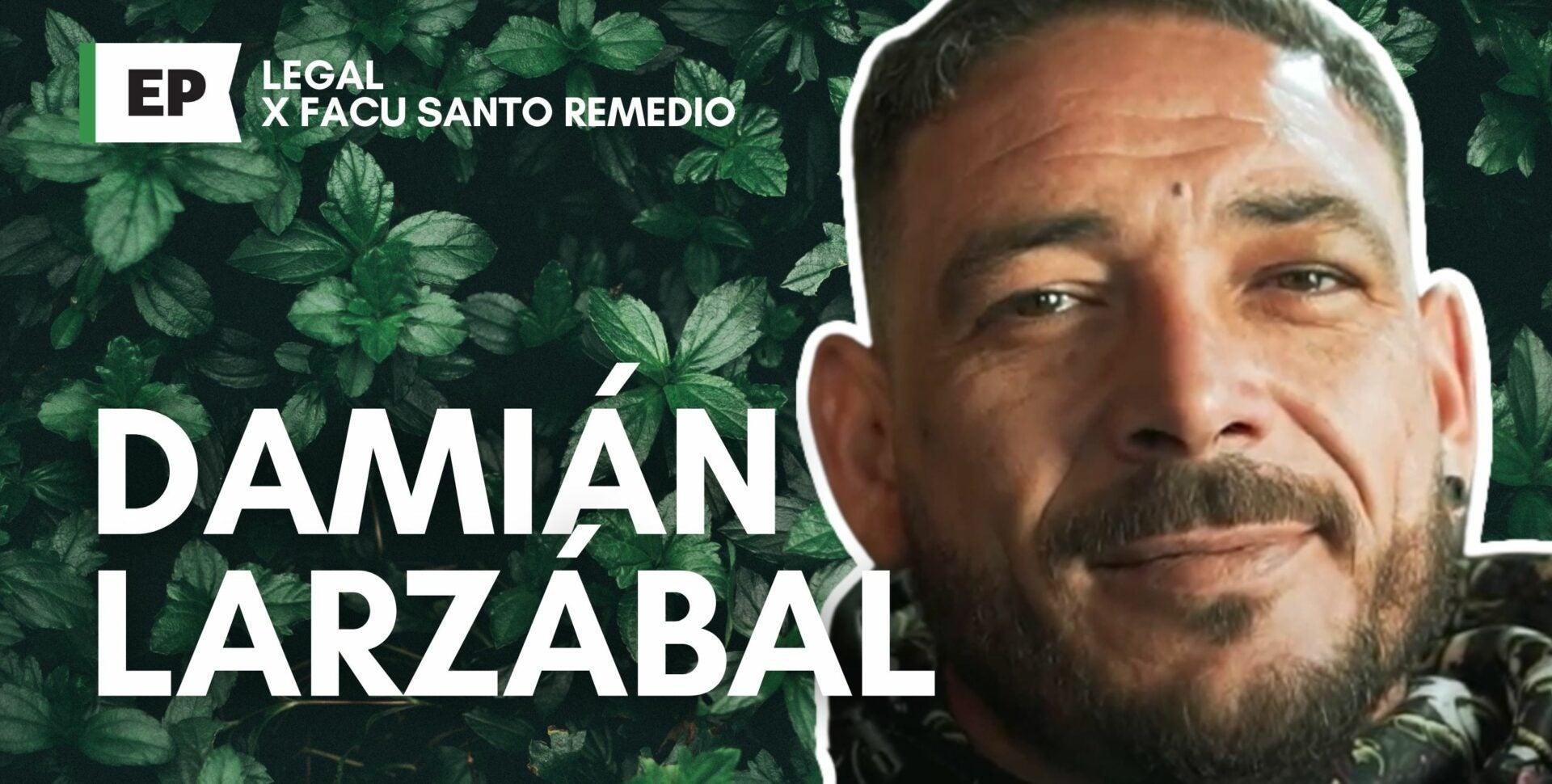 Damián Larzábal legal