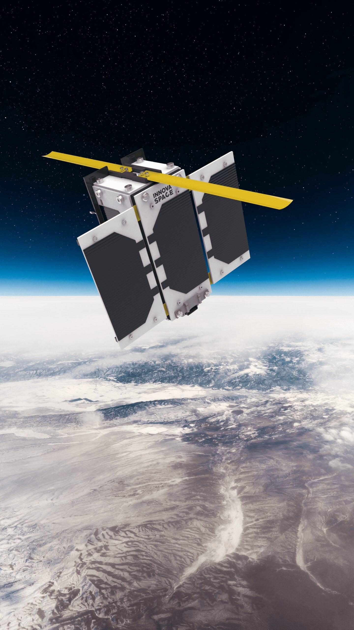 satélite spacex argentina innova