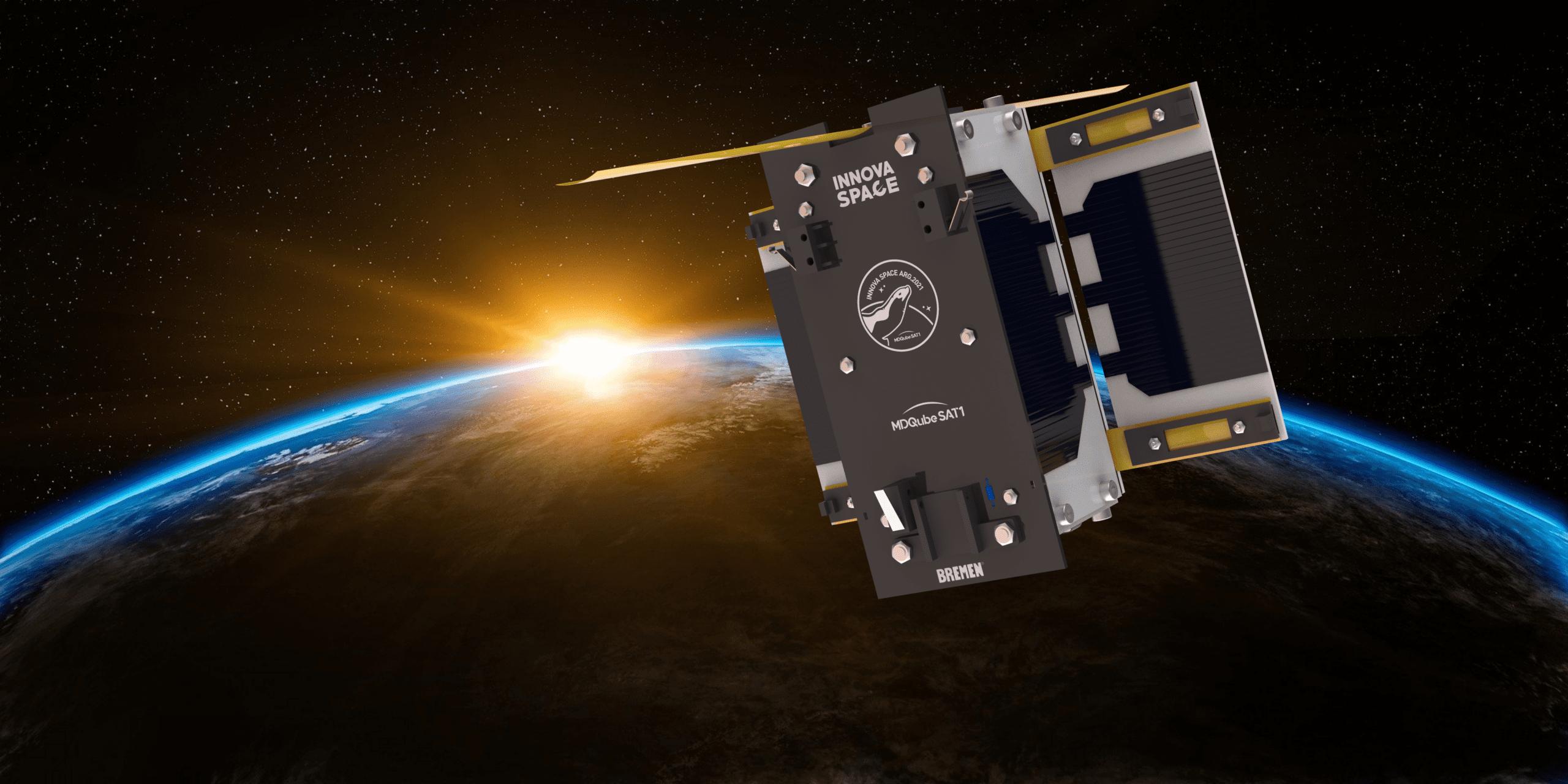satélite spacex argentina