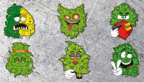 cryptobuds juego nft cannabis
