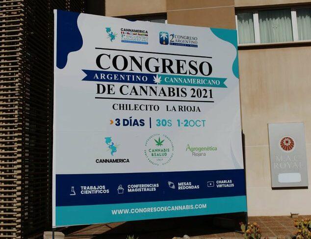 congreso cannabis la rioja argentina 2021